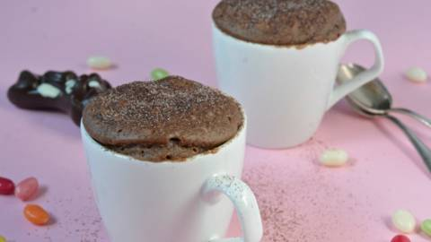 Hasen Mug Cake