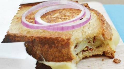 Raclette Toasties