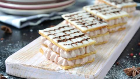 Ruby-Millefeuilles
