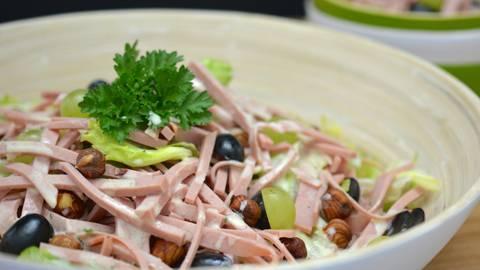 Mortadella Salat