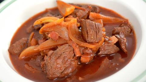 Rinds-Ragout