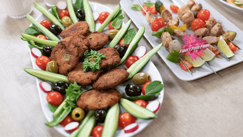 Family Food Fight: Shami Mahie Kebab (aus Thunfisch)