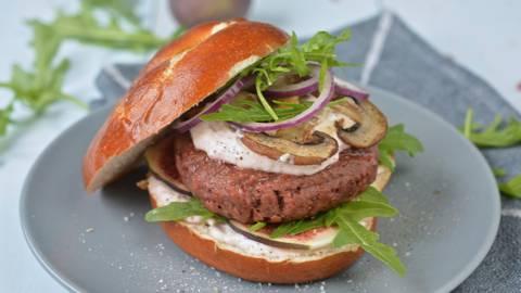 Laugen-Burger