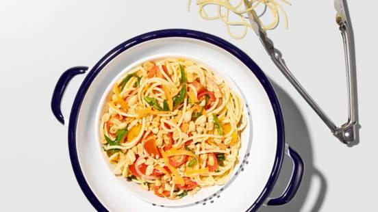 Pasta Napoli Salat