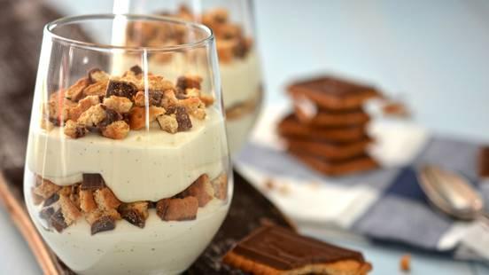 Schoko-Butterkeks Trifle