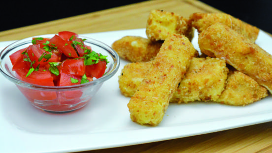 Mozzarellasticks