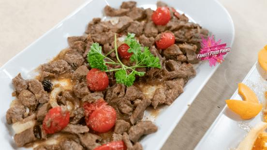 Family Food Fight: Schweizer Kalbfleisch nach afghanischer Art