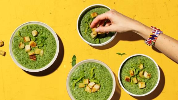 Salat Gazpacho
