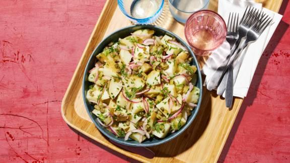 Kartoffelsalat Wiener Art