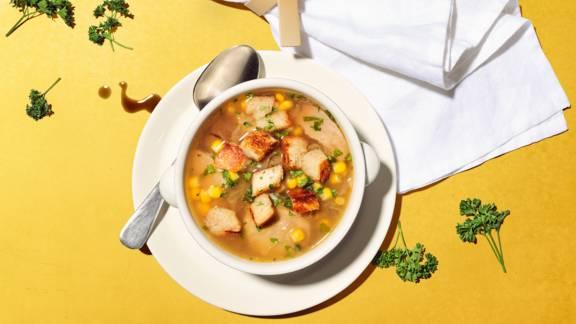 Chinoise Soup Bowl