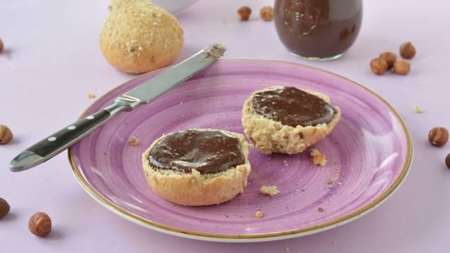 Homemade Hasen-Nutella