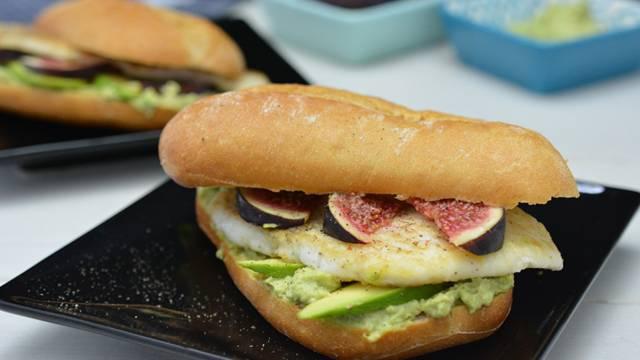 Goldbutt-Sandwich