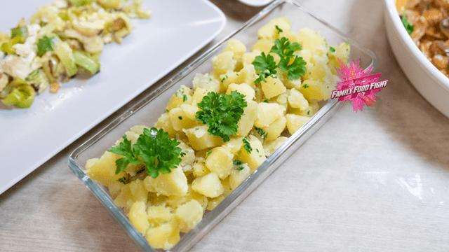 Family Food Fight: Salzkartoffeln mit Peterli