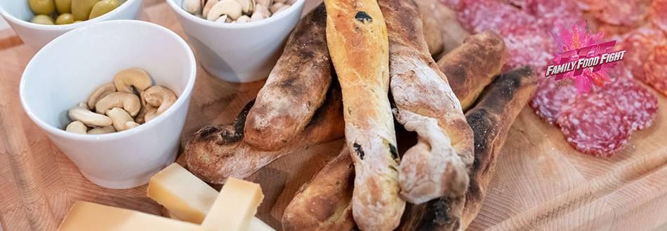 Family Food Fight: Kurkuma Brot