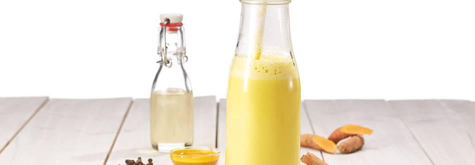 Golden Milk – Gold für Körper und Seele