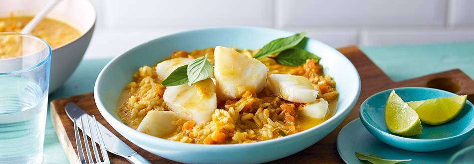 Asia-Fischcurry