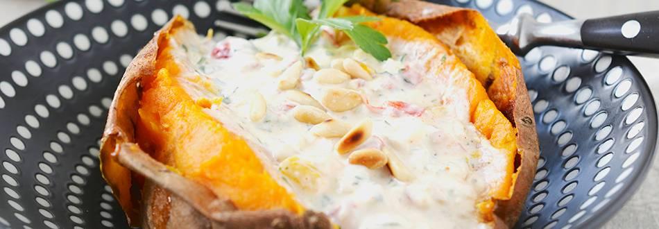 Joghurt-Feta-Crème-Dip
