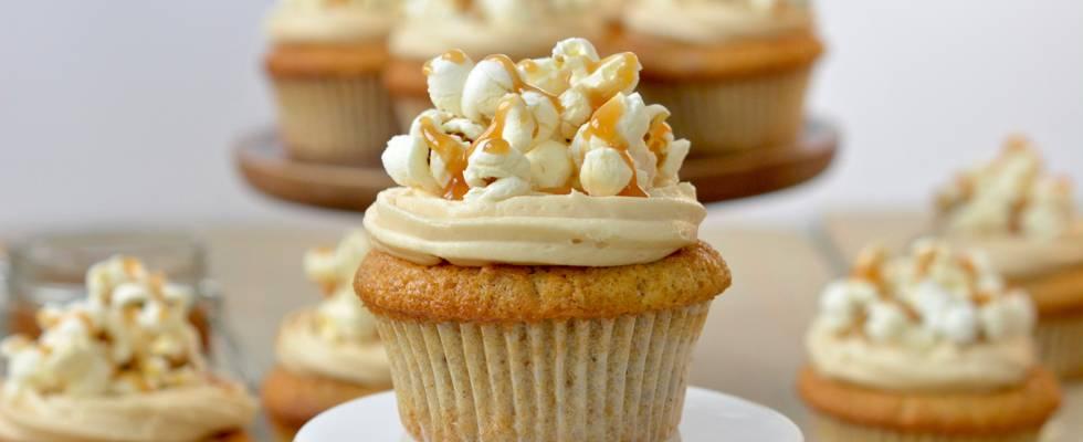 Popcorn-Muffins
